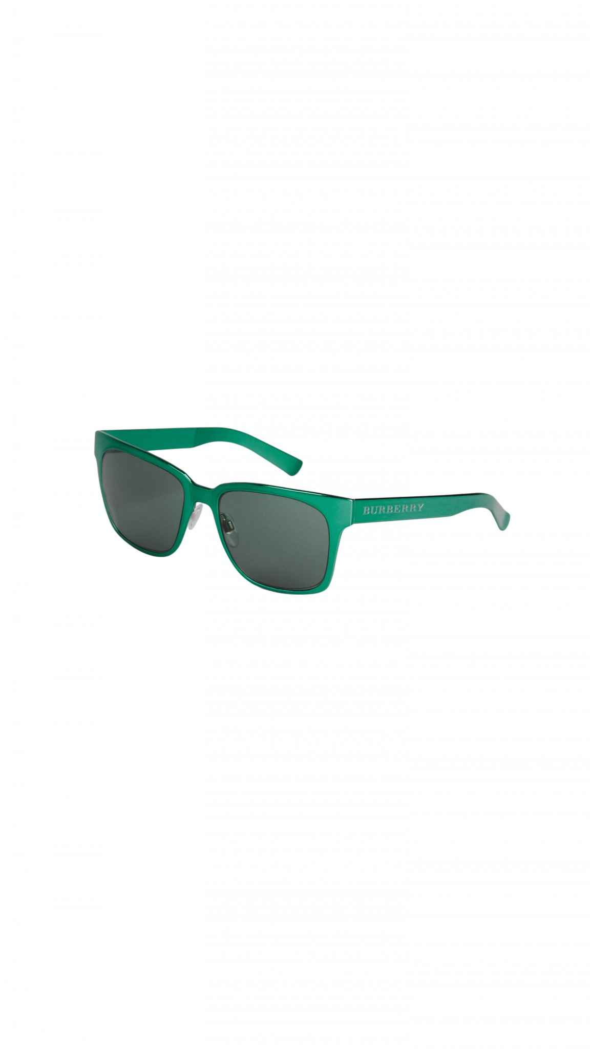 BE splash men_metallic kelly green