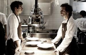 José Avillez e David Jesus  - crédito Paulo Barata Guerrilla Food Photography