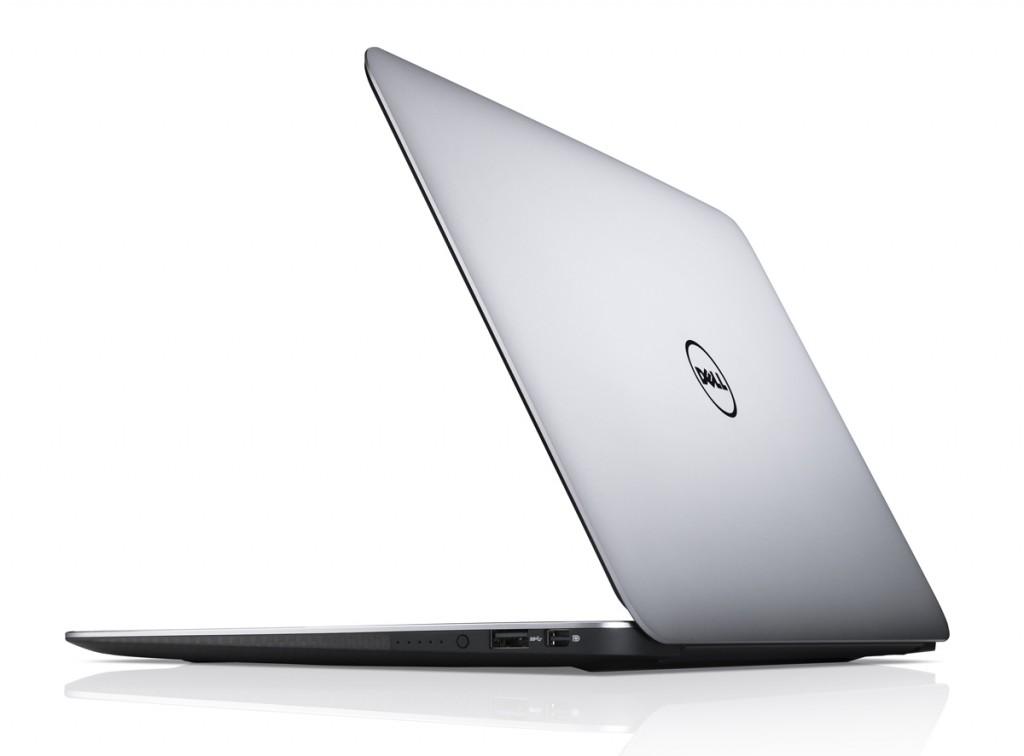 XPS 13 notebook computer.