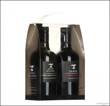 Quinta de la Rosa Pack Azeite e Vinagre